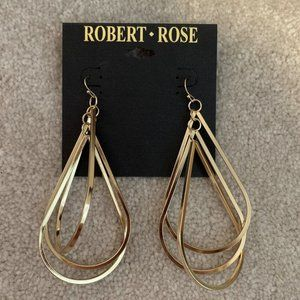 Robert Rose Earrings